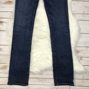 Cheap In China Best Wholesale For Sale Current/elliott Woman Mid-rise Straight-leg Jeans Mid Denim Size 25 Current Elliott Buy Cheap With Paypal Outlet For Nice aSLR0yKp